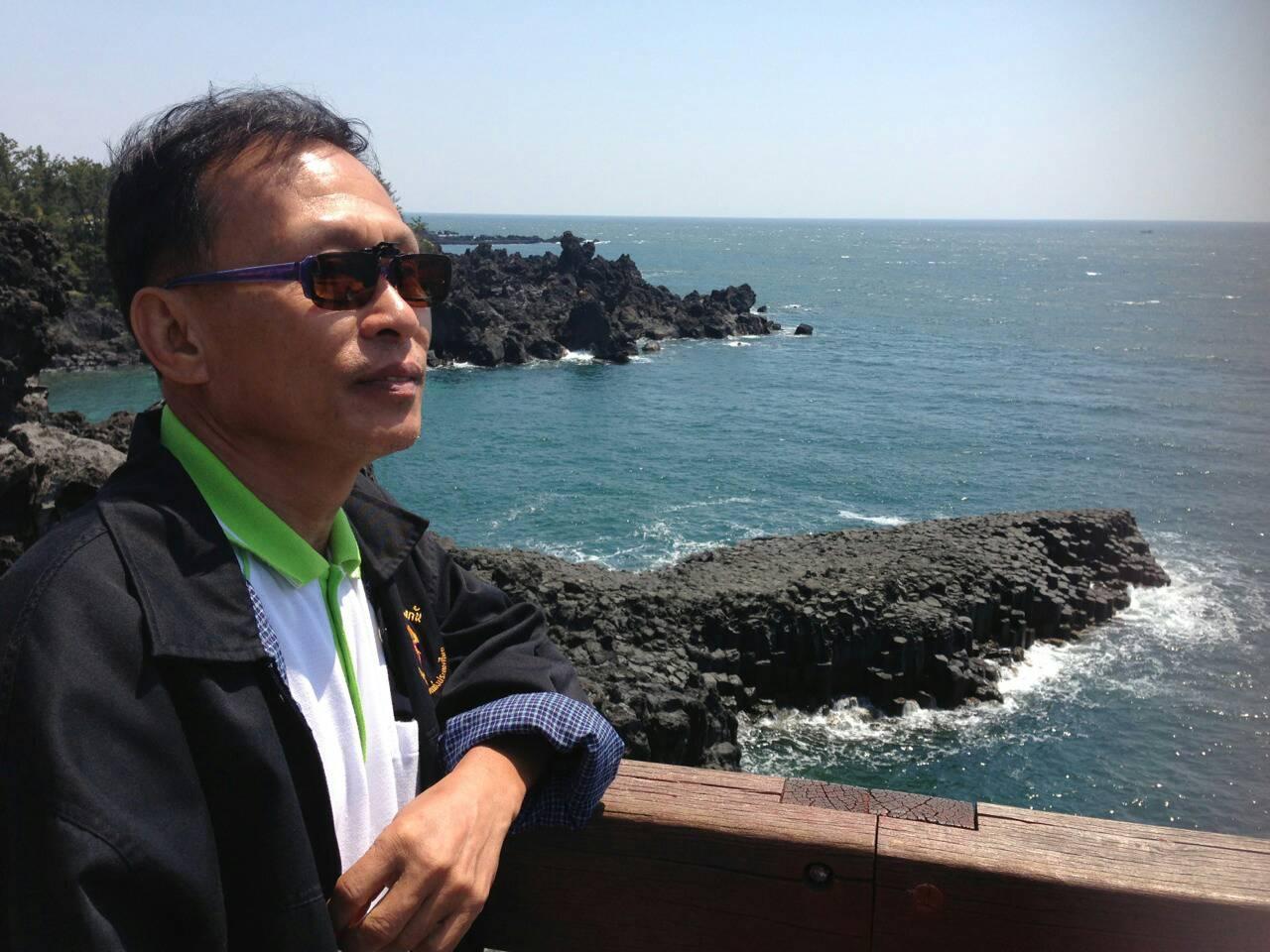 คุณทิพย์&คุณพ่อ เกาะเจจู