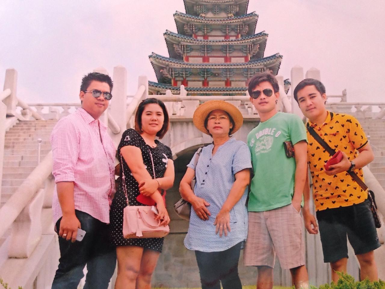 ครอบครัวคุณนิตยา&เกาหลี
