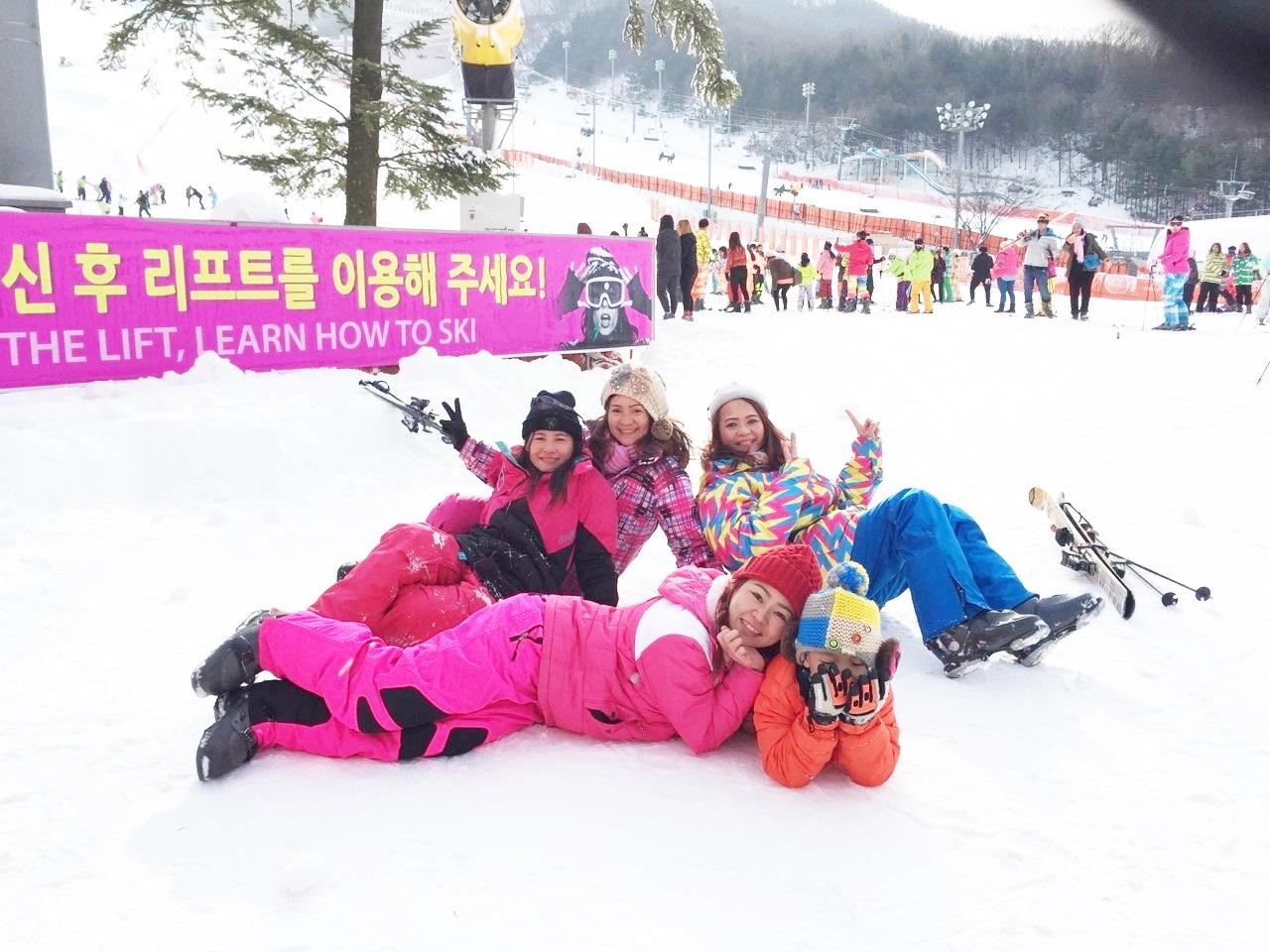 ครอบครัวคุณอุ๊พรวิภา ตะลุย เกาหลี