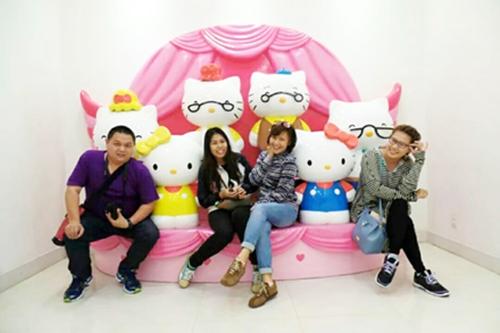 ครอบครัวคุณต้นสุทิศา เที่ยวเกาะเจจู