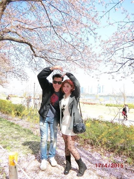 ครอบครัวคุณเลนส์ สวีท เที่ยวเกาหลี